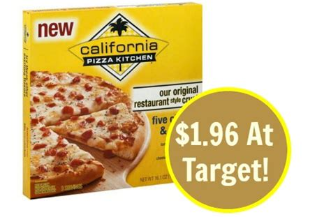target deal california pizza kitchen pizza