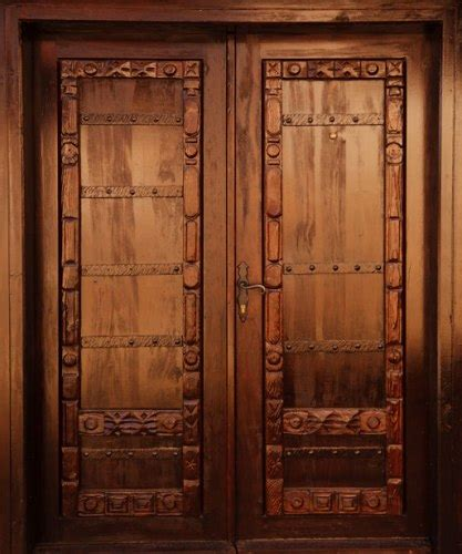 Wooden Doors by 8 Wooden Door Designs With Pictures In 2019
