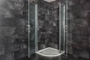 Duschkabine 90x90 Viertelkreis Radius 550 : runddusche duschkabine viertelkreis duschabtrennung asymmetrisch glasdusche ah24 ebay ~ Watch28wear.com Haus und Dekorationen