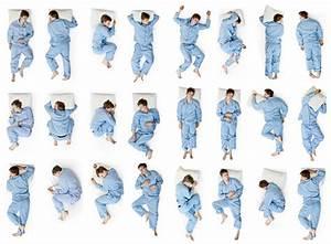 Quelle est votre position favorite pour dormir