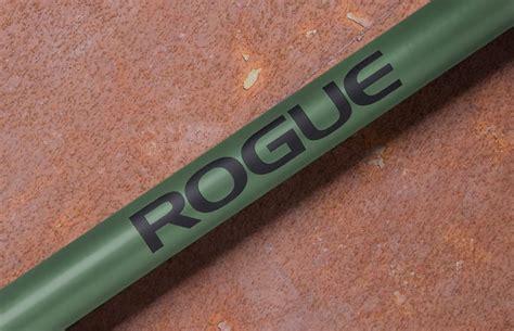 Rogue Bar by Rogue Operator Bar Cerakote Rogue Fitness