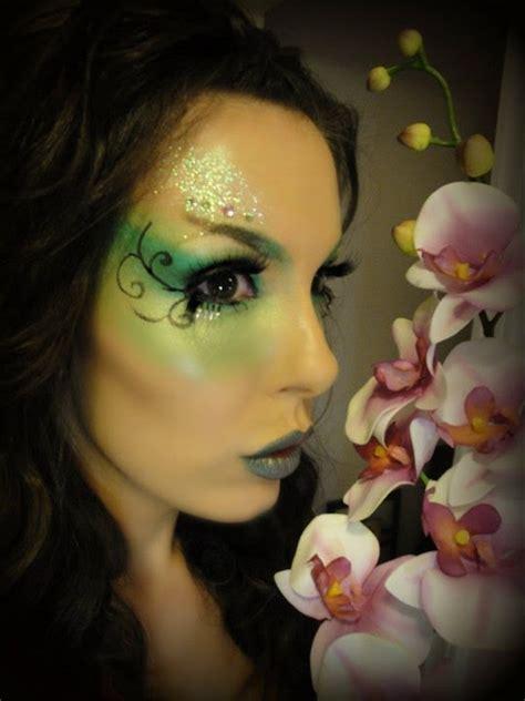 green garden fairy makeup  halloween youtube