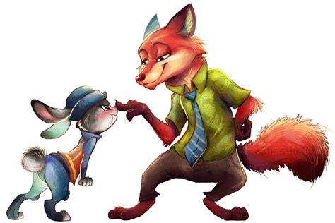 Zootopia Hd Wallpaper