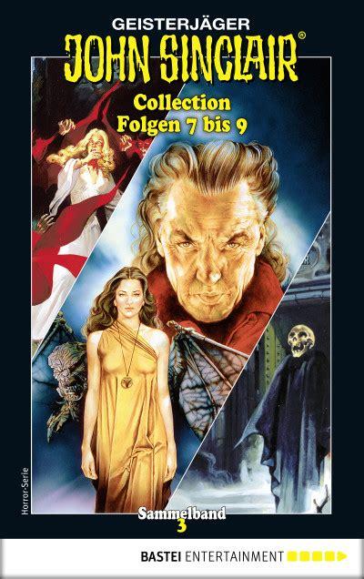 john sinclair collection  horror serie