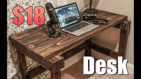 how to build a computer desk from scratch building a computer desk from scratch design decoration
