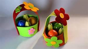 Osternest Basteln Mit Kindern : kleines osternest basteln youtube ~ Eleganceandgraceweddings.com Haus und Dekorationen