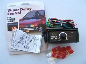 Roberk P25 Windshield Wiper Delay Kit Hot Rod Custom Jeep