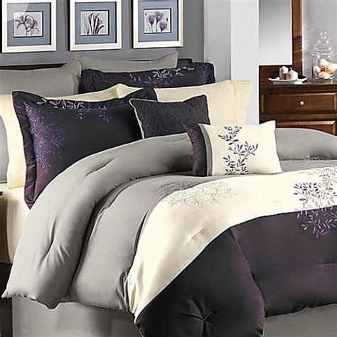 buy murell king comforter set  bed bath