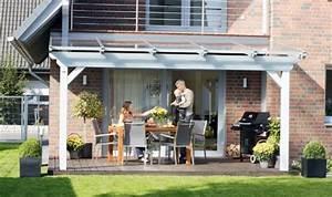 terrassenuberdachung holz vorteile und produkte im test With französischer balkon mit häcksler garten test