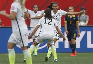 U.S. opens Women's World Cup play with 3-1 win over ...