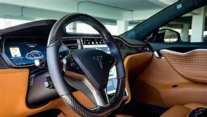 If You Want Leather In Your Tesla This Tuner Can Accommodate