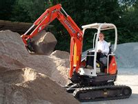 kinch plant digger excavator hire  swindon faringdon oxford