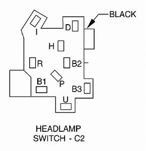 Need Color Match Diagram For Light Switch Of 1996 Dodge