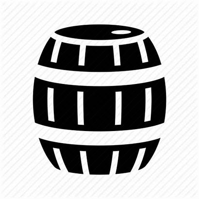 Barrel Beer Icon Whiskey Clipart Whisky Svg