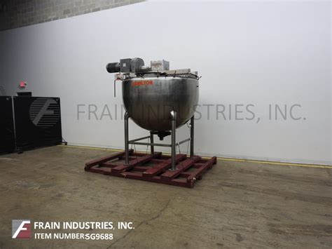 kettle hamilton 500gal motion double equipment fraingroup