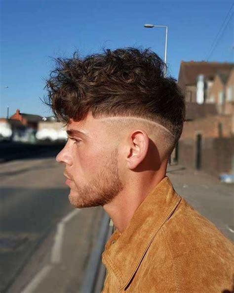 latest thick wavy hairstyles  men mens hairstyles