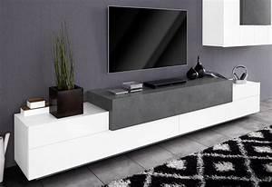 Design Tv Lowboard : tecnos tv meubel asia breedte 270 cm online verkrijgbaar otto ~ Frokenaadalensverden.com Haus und Dekorationen