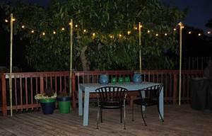 8 Romantic Rhapsody Of Hanging Patio Lights