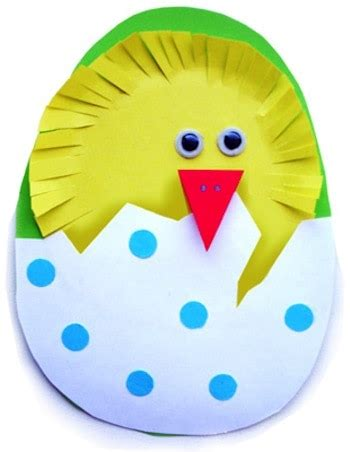 20 easy easter crafts for preschoolers and toddlers 379 | easter crafts for preschoolers diy easter card