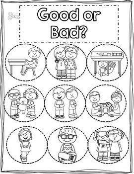 kindergarten social studies interactive notebook tpt
