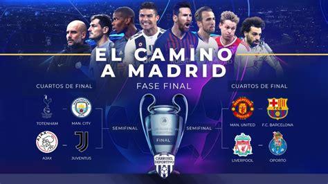 Eurosport est votre destination pour l'actualité football. Resultado del sorteo de la Champions: El Manchester United, rival del Barcelona en los cuartos ...