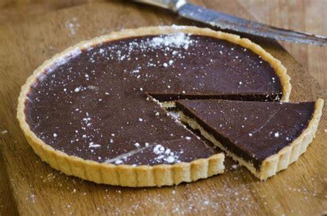 recette tarte au chocolat en video