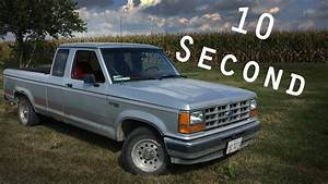 1991 Ford Ranger - 10 Second Review