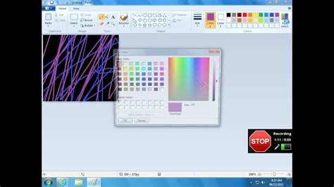 microsoft paint color match how to invert colors on paint youtube