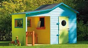 Cabane De Jardin Enfant : cabane enfant de jardin ~ Farleysfitness.com Idées de Décoration
