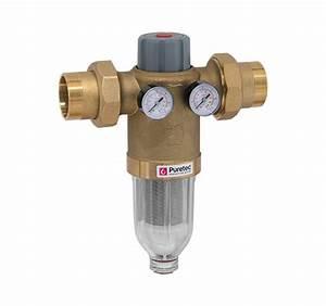 Puretec Imb50 Manual Backwash Water Filter System