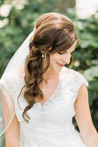 10 Wedding Hairstyles for Long Hair You'll Def Want to Steal WeddingWire