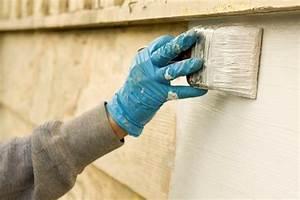 Peinture Sur Bois Exterieur : comment peindre les murs ext rieurs de votre maison soumission renovation ~ Melissatoandfro.com Idées de Décoration