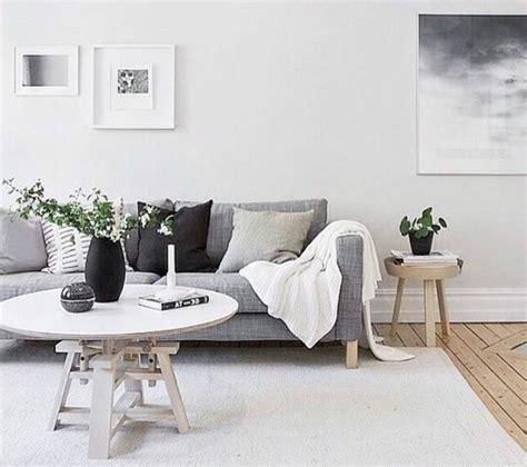 salon canap blanc deco salon avec canape gris et blanc