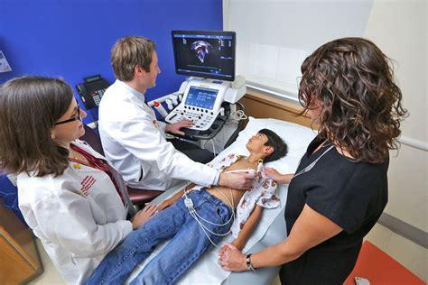 echo test echocardiography pediatrics