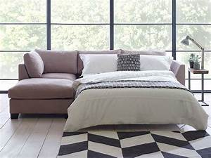 Isabelle sofa bed chaise sectional living it up for Sectional sofa into bed