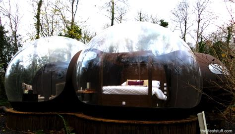 Forest Domes at Finn Lough Resort, Fermanagh, Northern Ireland