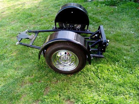 Voyager Trike Conversion Kit Black Type A Cruiser