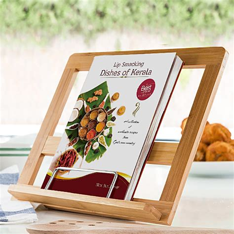 porte livre de cuisine support livre de recettes de cuisine porte livre de