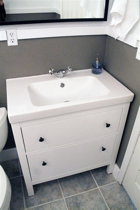 Ikea Bathroom Sink Reviews by Laundry Room Half Bath Before And Afters Chris