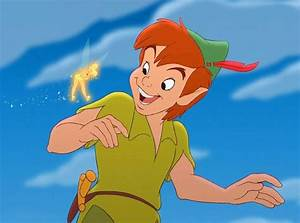 Peter Pan from All the Animated Movies Disney Is Remaking ...  Peter