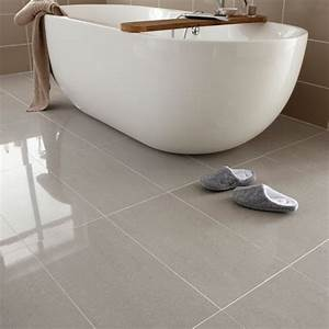 Regal porcelain from Topps Tiles | Bathroom flooring ideas ...