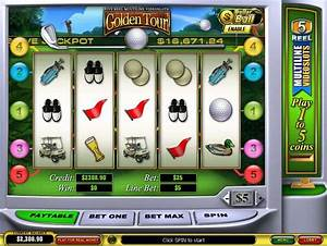 Play Golden Tour Slot Video Slot from Playtech for Free