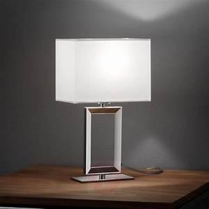 Lampe A Poser : lampe poser moderne enna 2 4516082 ~ Nature-et-papiers.com Idées de Décoration