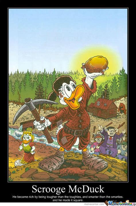 Scrooge Mcduck Meme - meme center captainmcduck posts page 1