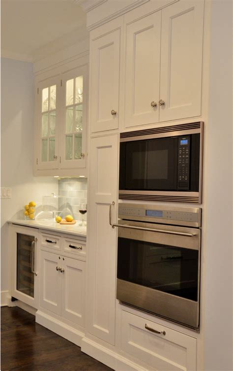 kitchen microwave ideas traditional kitchen with storage ideas home bunch interior design ideas