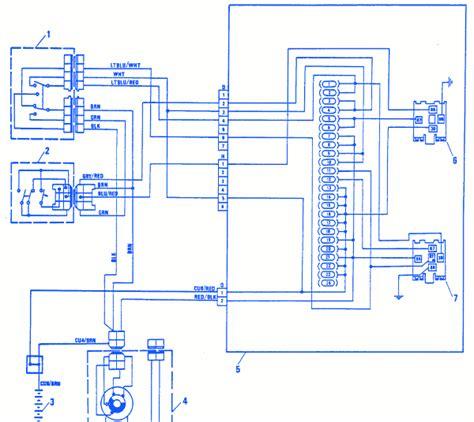 Fiat Electrical Circuit Wiring Diagram Carfusebox
