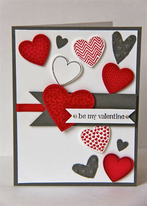 Pinterest Valentine Cards 1000 Ideas About Valentines Card Design On Pinterest
