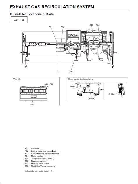 mitsubishi fuso canter truck service manual