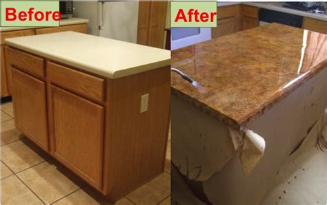 resurfacing kitchen countertops pictures ideas from easy diy concrete kitchen counter tops on a budget do it