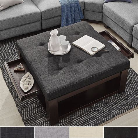Ottoman Coffee Table by Ottoman Coffee Table Ideas It S Time To Go Hybrid